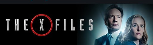 Watch THe X Files on Tenplay