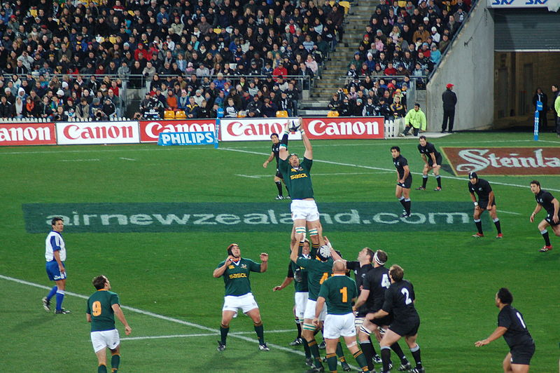 Watch the Rugby World Cup online on 10Play in Australia everywhere!